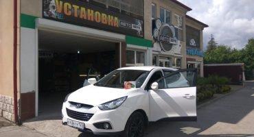 Установка автосигнализации на Hyundai