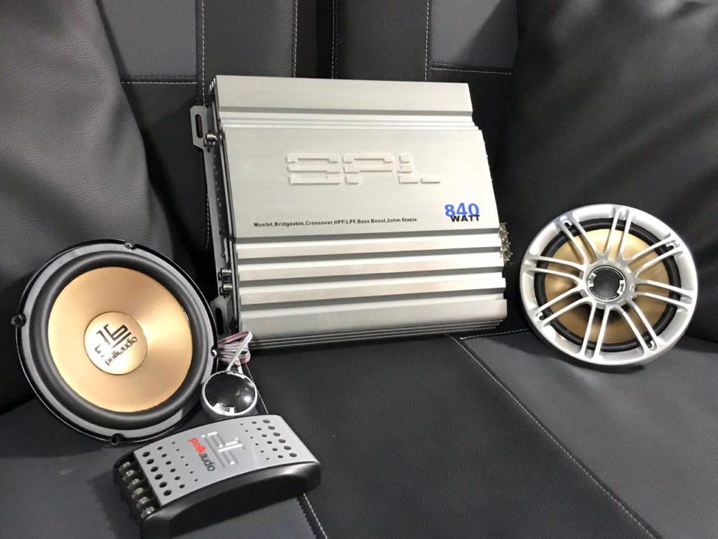 Фронт PolkAudio DB6501